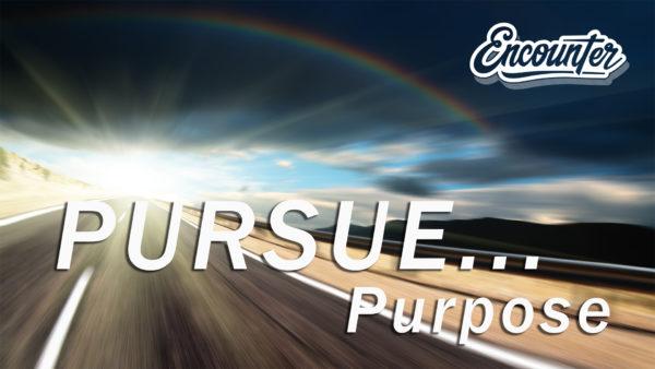Pursue Purpoes - Encounter